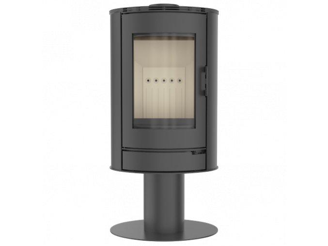 Kratki ABSN Free standing fireplace