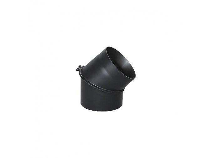 koleno nastavitelne 45 120mm bertrams 242