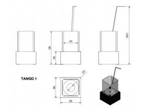 biokrb tango bily 4026