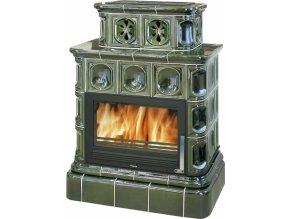 b3296 karelie tile plinth green