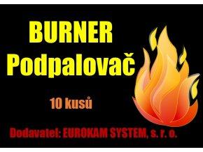 podpalovac burner 5286