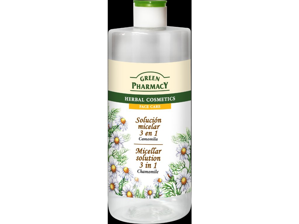 GP Micellar solution Chamomile ES ENG