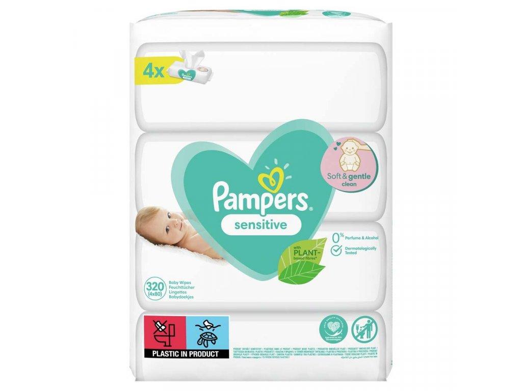 COTTONINO TOM JERRY Wet Wipes Baby Toilet Paper (40ks) 16ks