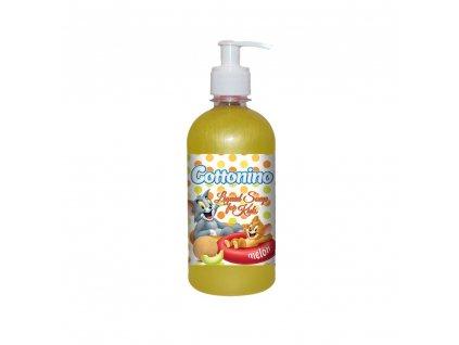 COTTONINO TOM JERRY Liquid Soap Meloun 500ml 12ks