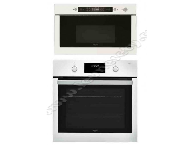Set Whirlpool AKP 745 WH + AMW 439 WH