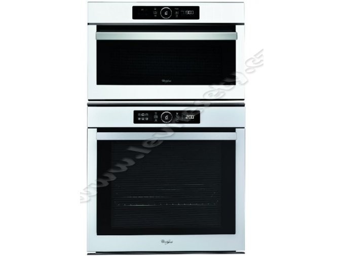 Set WHIRLPOOL AKZM 8480 WH + AMW 730 WH