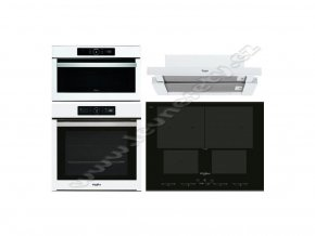Set WHIRLPOOL AKZ9 6230 WH + SMO 654 OF/BT/IXL + AMW 730 WH + AKR 749/1 WH