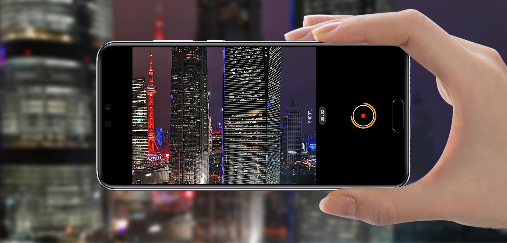 Huawei P20 mobilní telefon