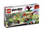 LEGO Angry Birds 75823 Krádež vajíček na ptačím ostrově