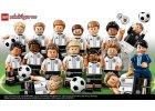 Lego Creator 71014 Minifigurky Německý fotbalový team