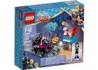 LEGO DC Super Heroes Girls 41233 Lashina a vozidlo do akce
