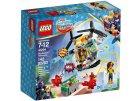 LEGO DC Super Heroes Girls 41234 Bumblebee a helikoptéra