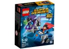 LEGO® Super Heroes 76068 Mighty Micros: Superman™ vs. Bizarro™