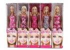 Panenka Barbie v šatech