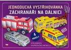 Ivan Zadražil Stavebnice papírového modelu Záchranáři na dálnici