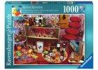 Ravensburger Puzzle  Retro Revelry 1000 dílků