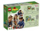 LEGO DUPLO® Town 10872 Doplňky k vláčku – most a koleje