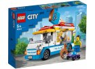 LEGO City Great Vehicles 60253 Zmrzlinářské auto