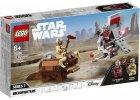 LEGO Star Wars™ 75265 Mikrostíhačka T-16 Skyhopper™ vs. Bantha™