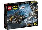 LEGO Super Heroes 76118 Mr. Freeze™ vs. Batman na Batmotorce™