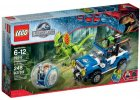 LEGO Jurassic World 75916 Útok Dilophosaura