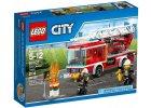 City Fire 60107 Hasičské auto s žebříkem
