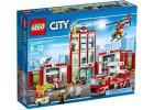 Lego City Fire 60110 Hasičská stanice