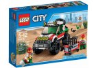 LEGO City Great Vehicles 60115 Terénní vozidlo 4 x 4