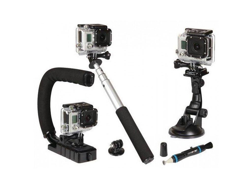 Sunpak+Action+Camera+Accessory+Kit+5+GoPro+tartozekszett+5db os