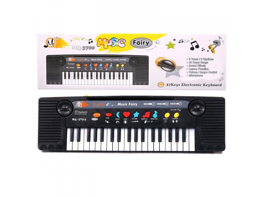 Elektronické klávesy, Piano MQ 3700, 37 kláves
