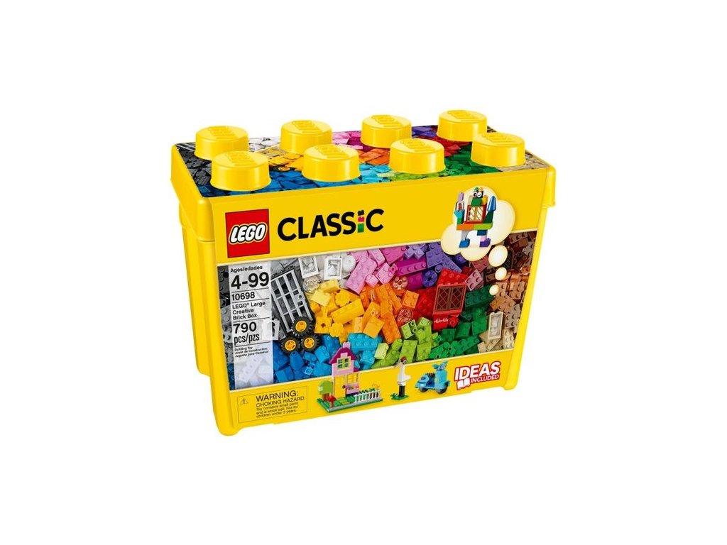 Box na Lego Classic 10698 s výkem