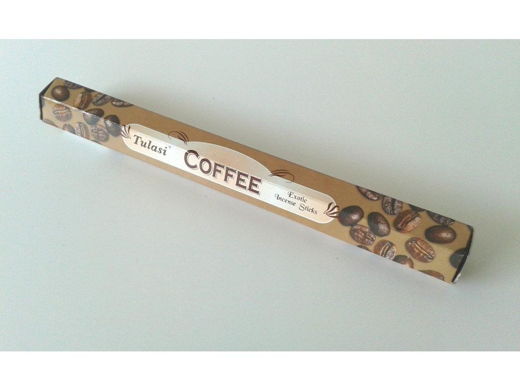 Vonné tyčinky Tulasi Coffee káva