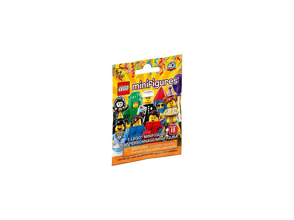 LEGO 71021 Minifigurky 18. série náhodný výběr