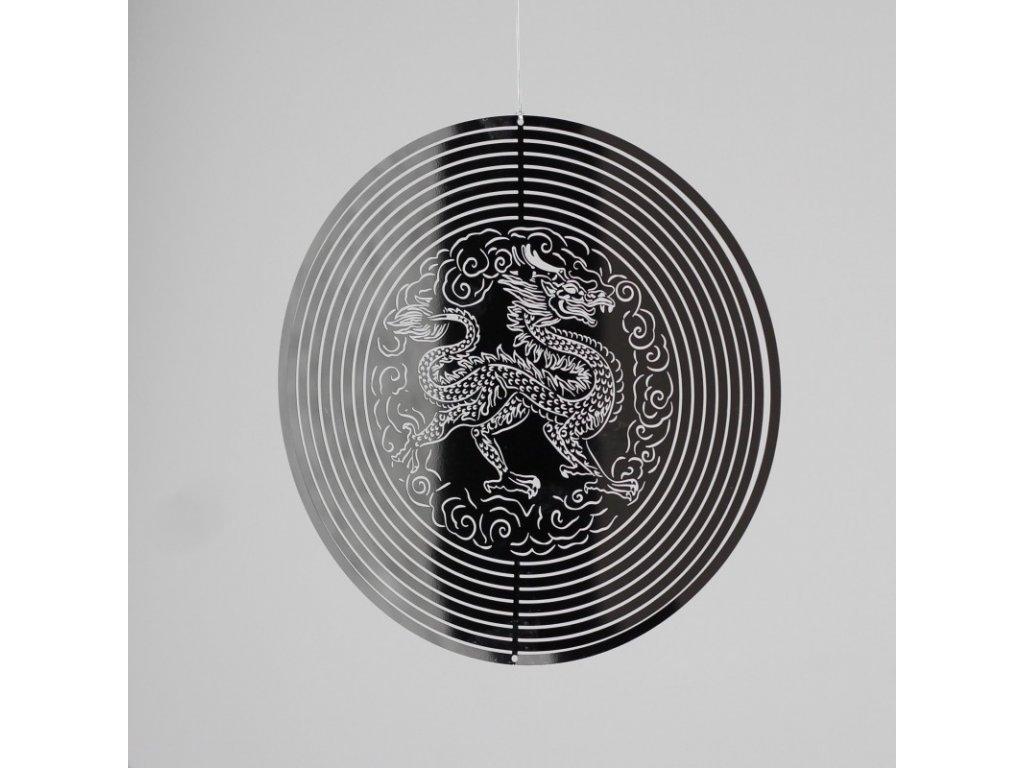 kovový drak