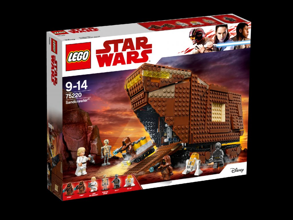 LEGO Star Wars Sandcrawler™ 75220