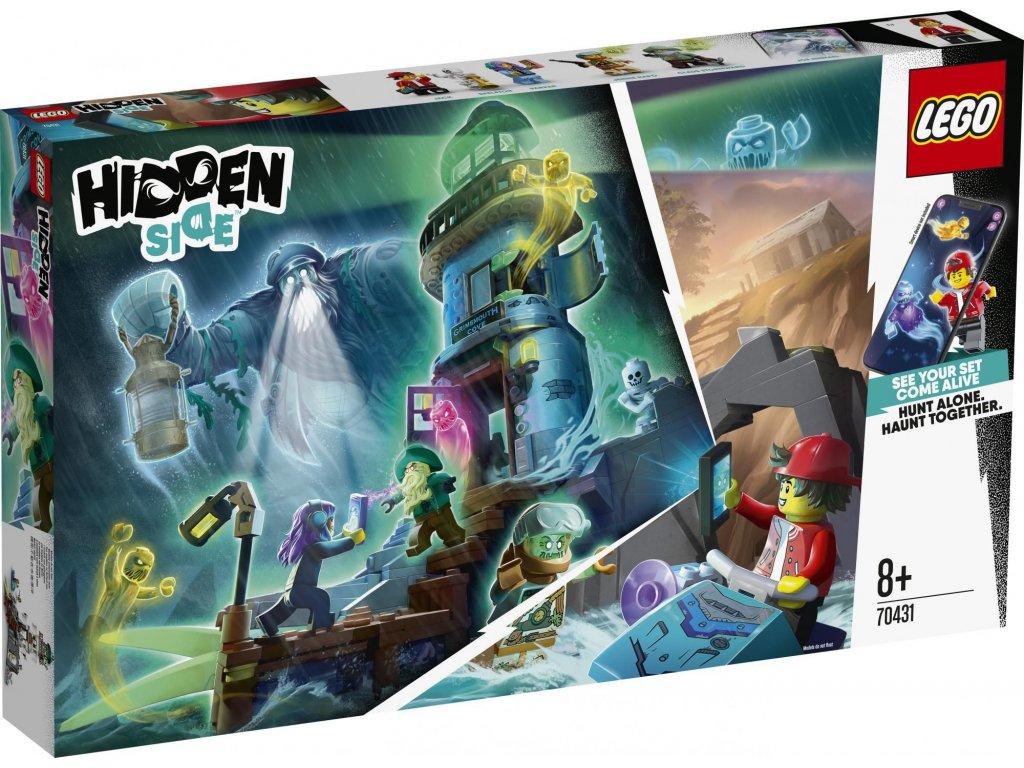 LEGO Hidden Side 70431 Temný maják