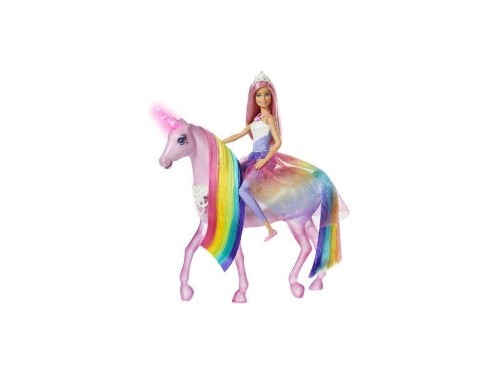 Barbie Kouzelný Jednorožec