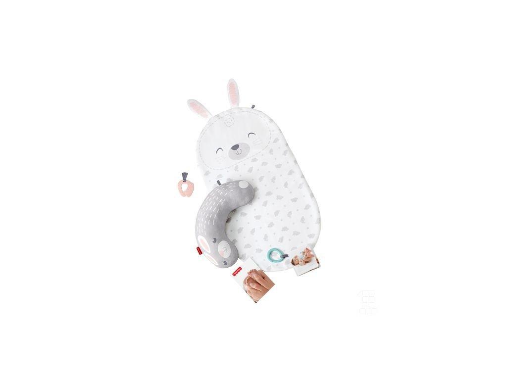 mattel fisher price masazni decka baby bunny