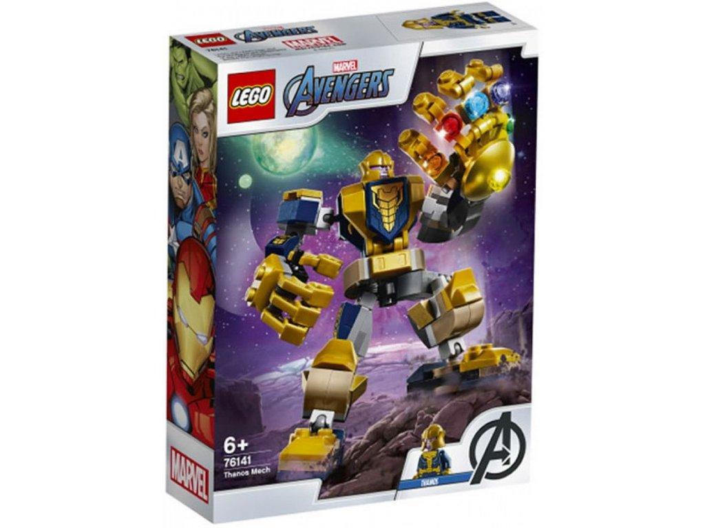 LEGO Avangers 76141 Thanosův robot