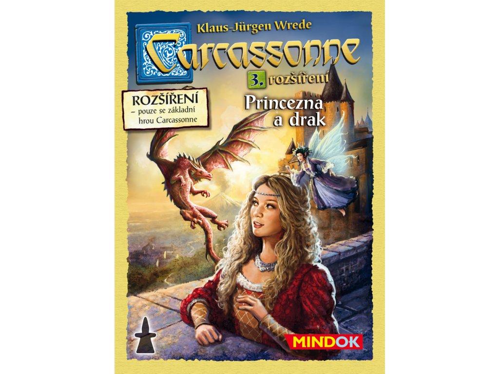Carcassonne rozšíření 3 Princezna a drak