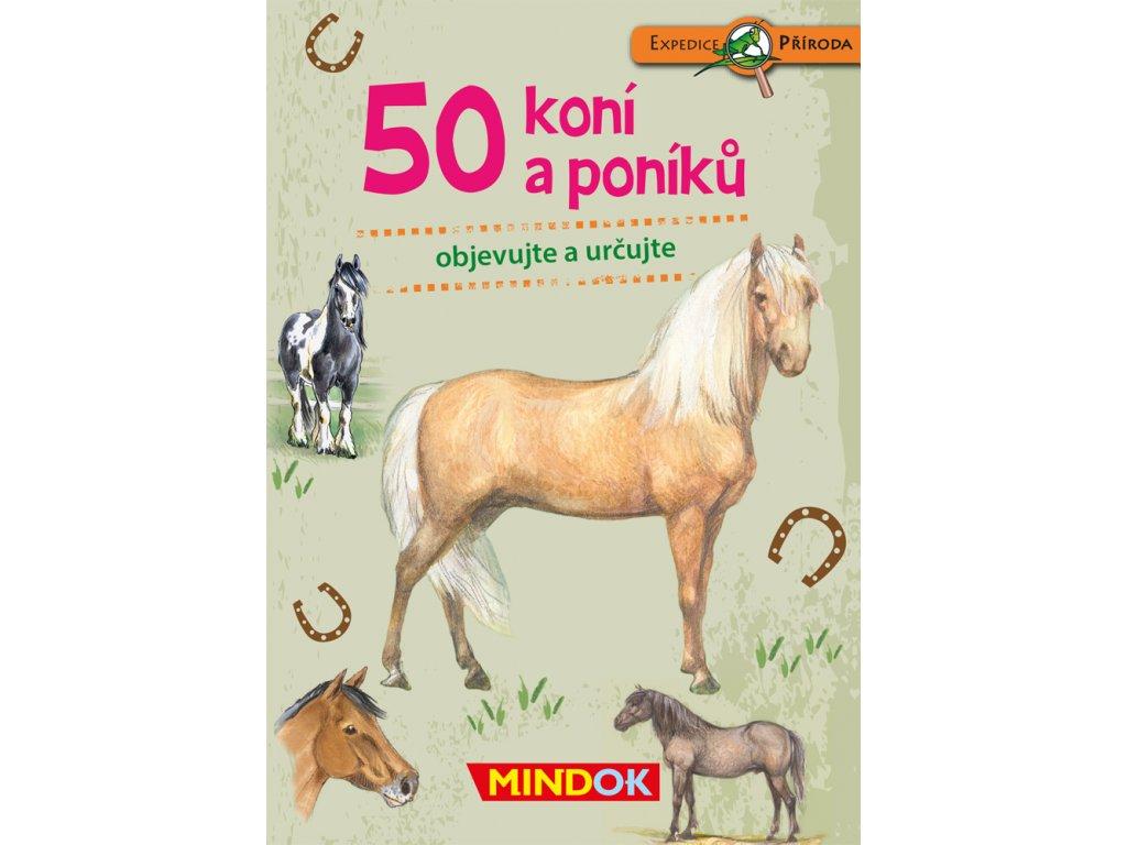 Expedice příroda: 50 koní a poníků
