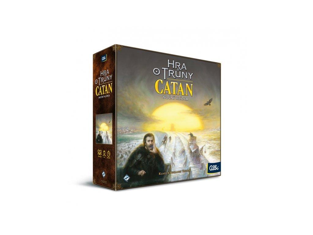 Catan Hra o trůny Noční hlídka