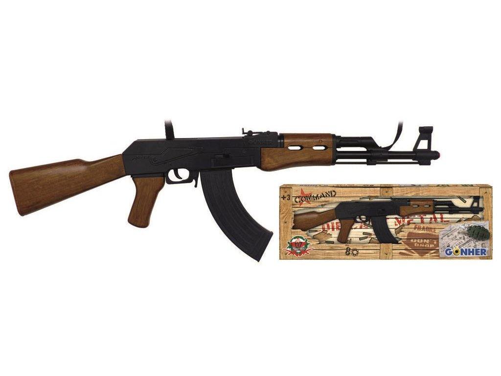 vojenská útočná puška