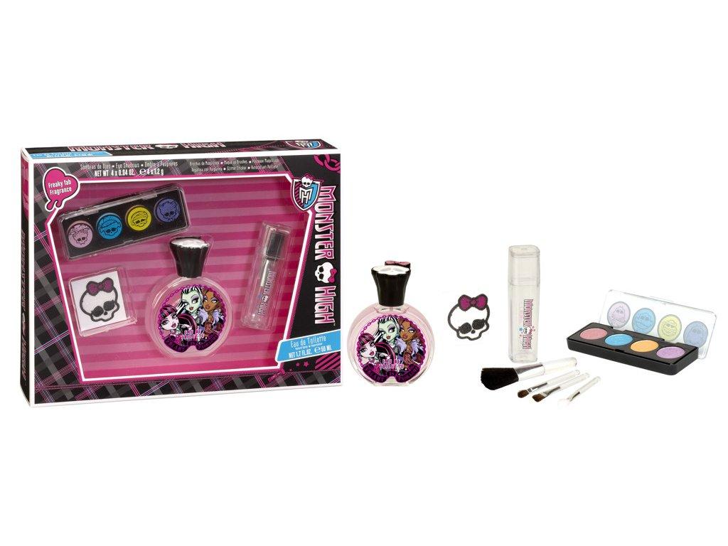 Kosmetická dárková sada Monster High