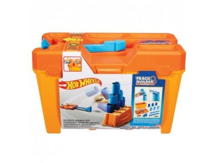 Hot Wheels Track Builder - Barrel box