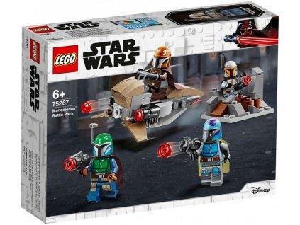 LEGO Star Wars™ 75267 Bitevní balíček Mandalorianů