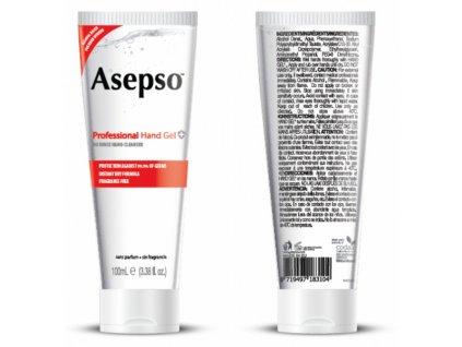 dezinfekcni gel asepso 100 ml parfemovany