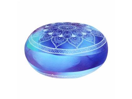 Relaxační Kulatý polštář - Mandala