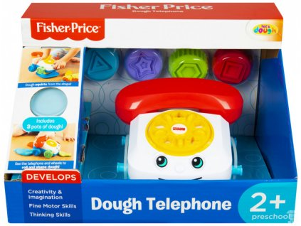 alltoys fisher price telefon s modelovaci hmotou 2