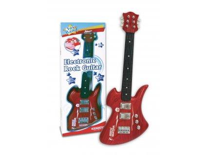 Rocková elektrická kytara 244815